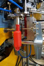 automatic hydraulic bottle molding
