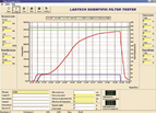filter tester calculator