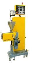 conical single screw extruders